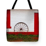 Wheels Ready  Tote Bag