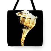 Whelk Sea Shell Tote Bag
