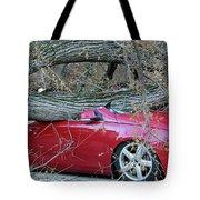 When A Tree Falls Tote Bag