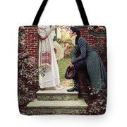 When All The World Seemed Young Tote Bag