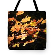 When Colors Think Outloud Tote Bag