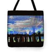 When Country Girls Daydream Tote Bag