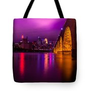When Doves Cry Tote Bag