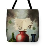 When Evening Falls Tote Bag