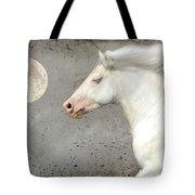 When Horses Dream Tote Bag