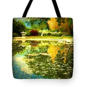 When I Dream Of Spring Tote Bag