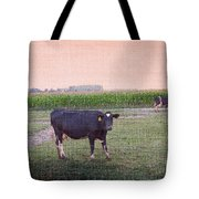 When I Finish My Dinner I'll Deal With You Tote Bag
