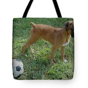 When I Was Just A Pup Tote Bag