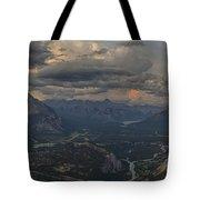 When In Banff Canada Tote Bag