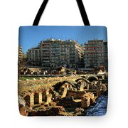 When In Greece Tote Bag