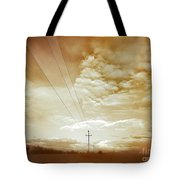 When It Is Cold Outside Tote Bag