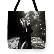 When Lights Dangle From Your Ceiling Fan Tote Bag