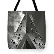 When Music Touch The Sky Tote Bag by Silva Wischeropp