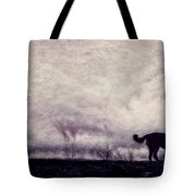 When Night Closes In Tote Bag
