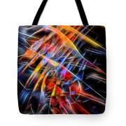 When Prayer And Worship Embrace Tote Bag