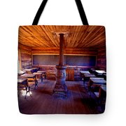 When School Was In 1-room Tote Bag