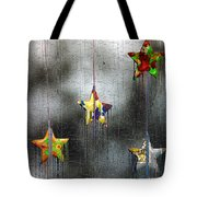 When Stars Melt Down Tote Bag