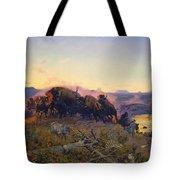 When The Land Belonged To God Tote Bag