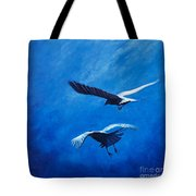 When The Light Comes Tote Bag