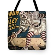 When The Show Was Great Clown Tote Bag