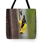 When There's A Will... Tote Bag