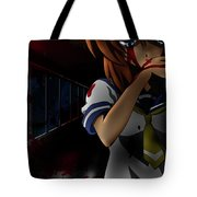 When They Cry Tote Bag