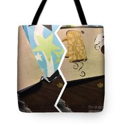 When You Are Smiling  Tote Bag