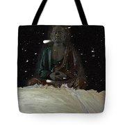 When You Meet The Buddha Tote Bag