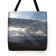 When Your Light Shines Tote Bag