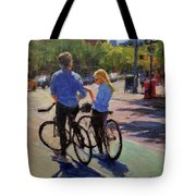 Where Are We? Tote Bag