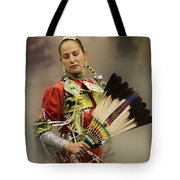 Pow Wow Where Are You Now Tote Bag