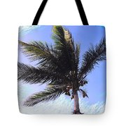 Where Coconuts Come From Tote Bag