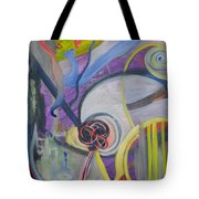 Where Do Dreams Come From I Tote Bag