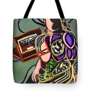 Where Does It End? Tote Bag