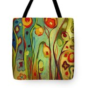 Where Does Your Garden Grow Tote Bag