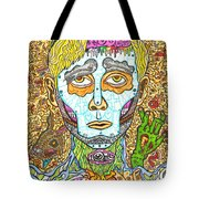 Where Does Youre Body Begin  Tote Bag
