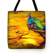 Dragons Valley Tote Bag
