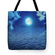 Where Dreams Come True 9 Tote Bag