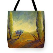 Where Evening Begins 2 Tote Bag
