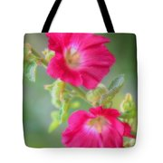 Where Flowers Bloom So Does Hope Tote Bag