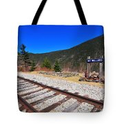 Where Hattie Lived  Tote Bag