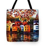 Where I Grew Up Tote Bag