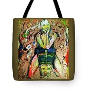 Where Is Nefertiti? V1 Tote Bag
