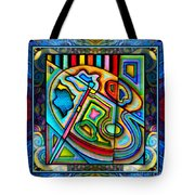 Where It All Begins Tote Bag