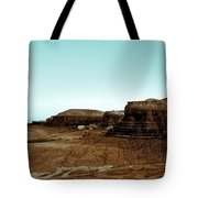 Where Nothing Grows Tote Bag