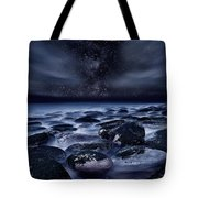 Where Silence Is Perpetual Tote Bag