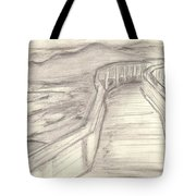 Where The Ashes Are Tote Bag