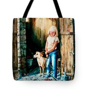 Where The Boys Are Tote Bag