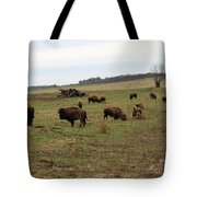 where the Buffalo Roam 3 Tote Bag