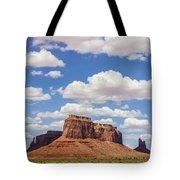 Where The Earth Meets The Sky Tote Bag